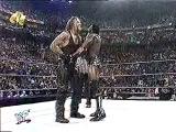 WWF SmackDown! 18.10.2001 - Мировой Рестлинг на канале СТС / Всеволод Кузнецов и Александр Новиков